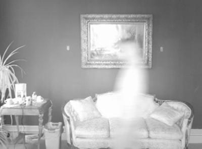 Paranormal Photo of William Lemp Suite