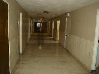 ER ghost - Linda Vista Hospital